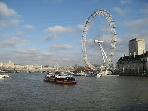 River Thames, London (Winter Water Temperature)