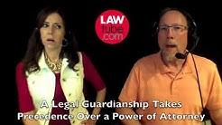 Power of Attorney vs Guardianship