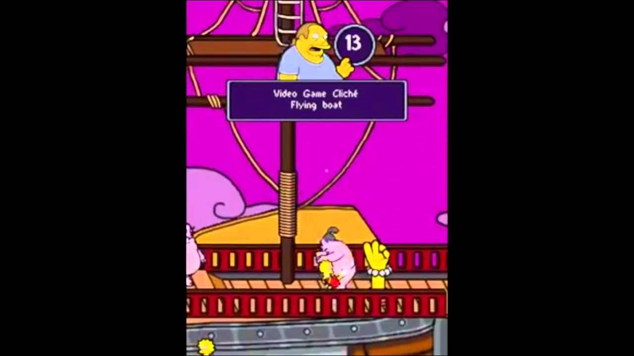 Download Les Simpson le jeu   Episode 5   Le bateau enchanté DS