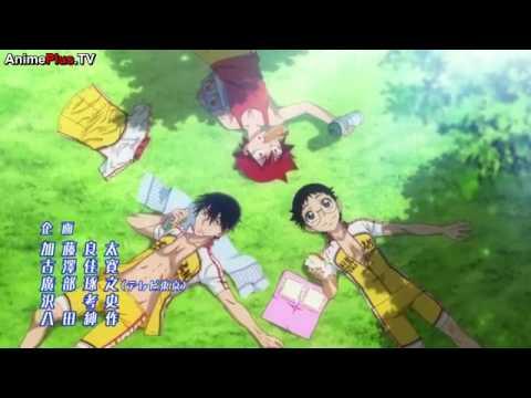 Yowamushi pedal new generation episode 15 1/2
