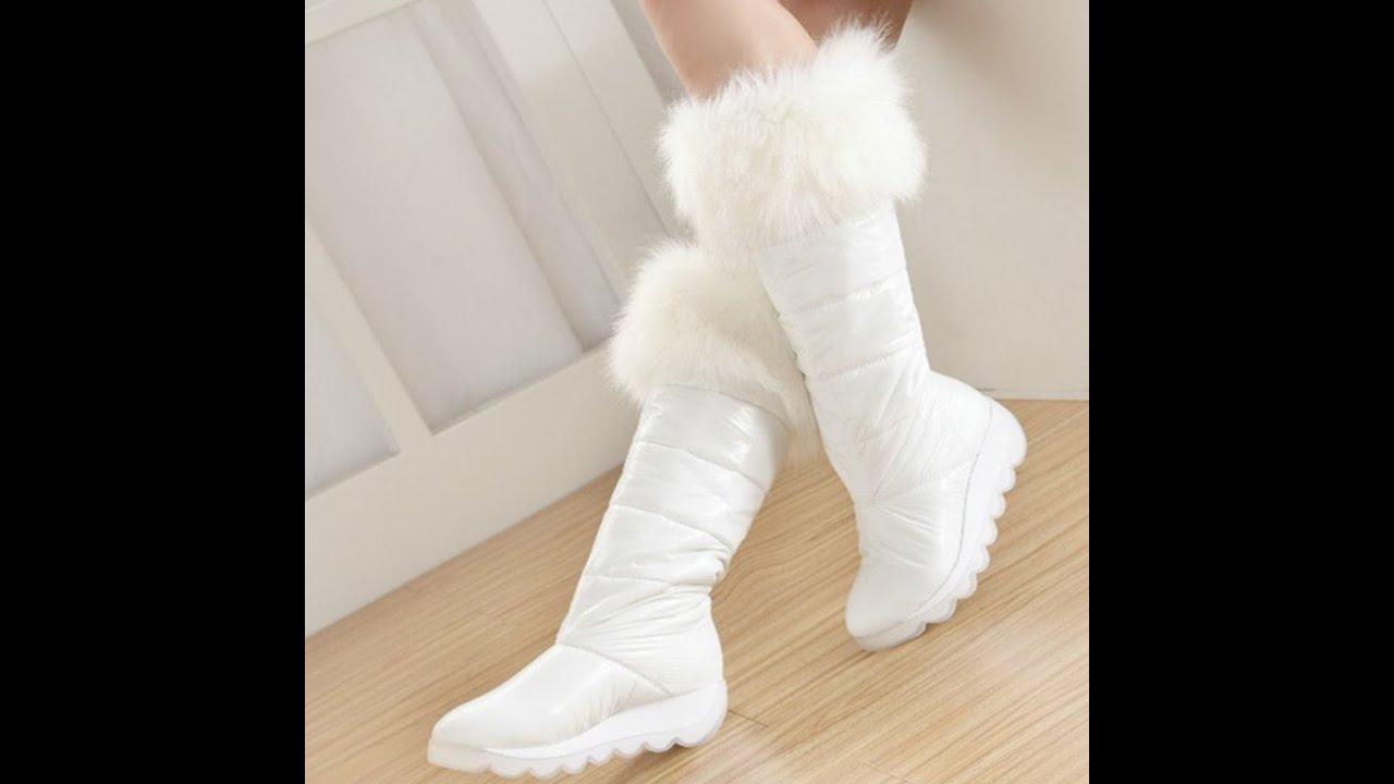 Женская брендовая обувь в интернет-магазине rechi. Зимние ботинки philipp plein из черной зернистой кожи. Кожаные зимние ботфорты fru.