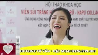 NAPU Collagen có tốt không? MC Hoàng Linh nói về Viên uống NAPU Collagen!