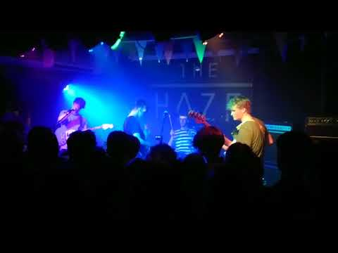 The Haze Live October 2017  Plymouth UK
