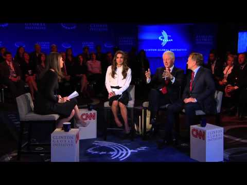 CGI Conversation hosted by CNN's Erin Burnett