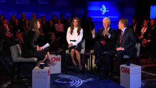 CGI Conversation hosted by CNN's Erin Burnett