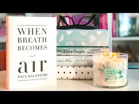 Book Club January 2018 | When Breath Becomes Air!