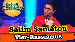 Salim Samatou – Rassismus unter Tieren