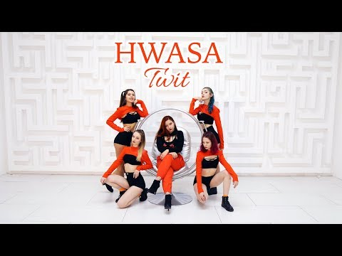 [BOOMBERRY]HWASA (화사) – TWIT (멍청이) Dance Cover