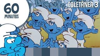 60 Minutos de Smurfs • Coletânea 3 • Os Smurfs