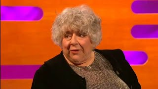 FULL Graham Norton Show 10/1/2020 Miriam Margolyes, Daniel radcliffe, Alan Cumming, Sharon Horgan