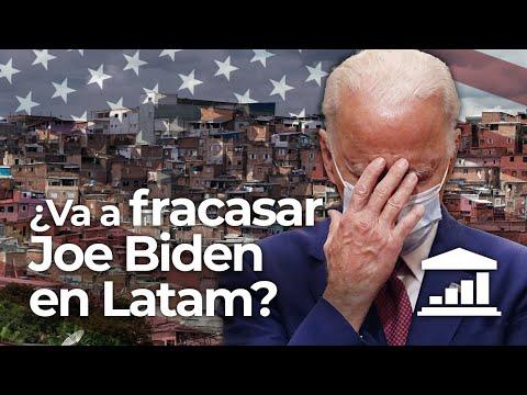 El plan BIDEN : ¿Cómo NO terminar con la pobreza en América Latina? - VisualPolitik