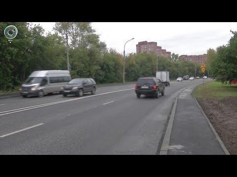 Первомайский район Новосибирска встретит 85-летие с обновлённой главной районной магистралью