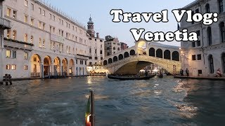 Travel Vlog: Am fost cu Bioderma in Venetia