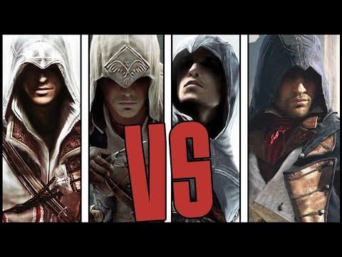 ¿Cuál es el Mejor Assassin´s Creed de la Saga? - Versus.