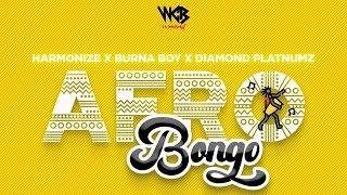 HARMONIZE FEAT BURNA BOY - KONDEONGALA (OFFICIAL MUSIC VIDEO ALERT)