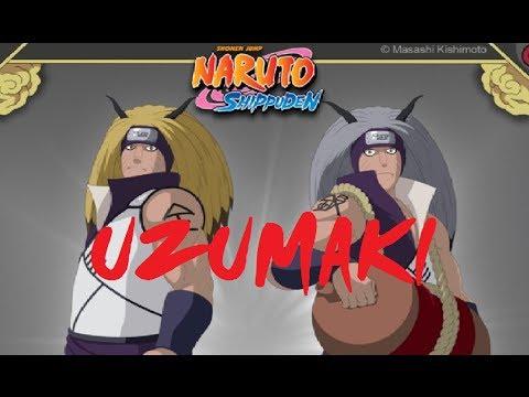 Kinkaku & Ginkaku Are Uzumaki!? PROOF! Naruto Discussion ナルト