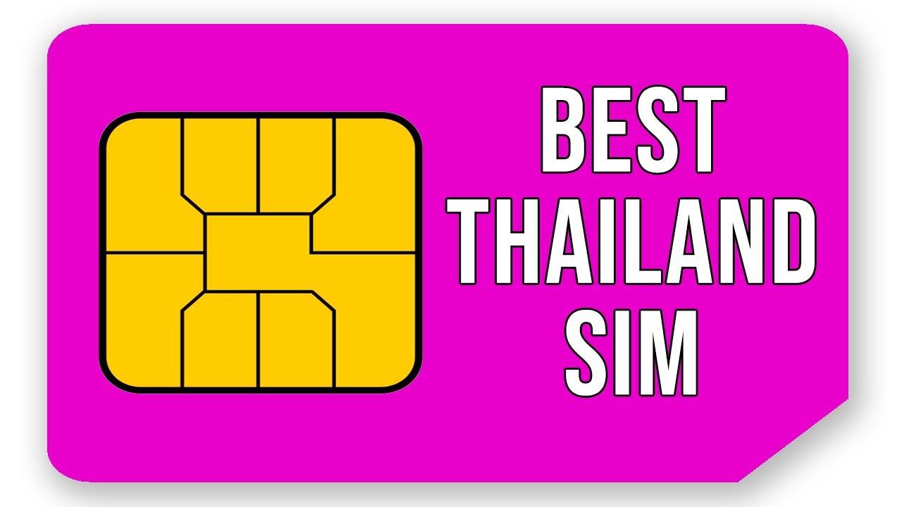 The Best Tourist Sim Card In Thailand