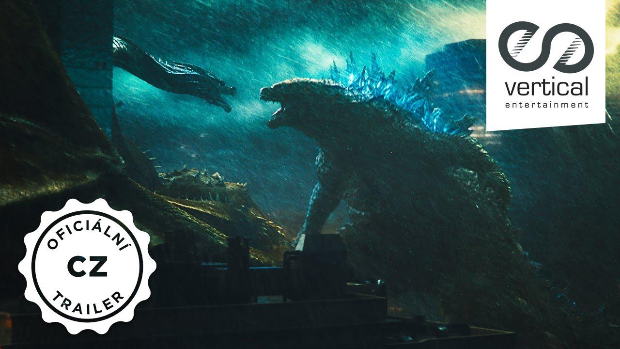 Godzilla II Král monster (2019) | OFICIÁLNÍ  HLAVNÍ TRAILER | české titulky