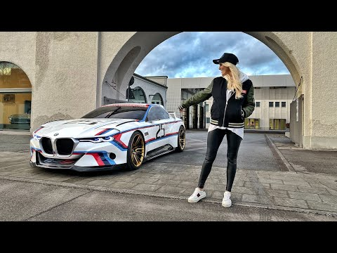 The Most Wanted BMW | 3.0 CSL Hommage R