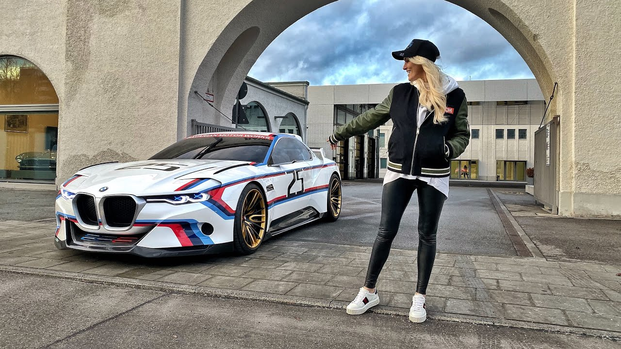 The Most Wanted BMW | CSL 3.0 Hommage R