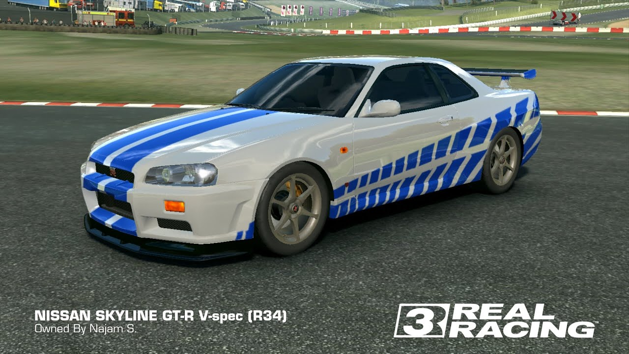Merveilleux Fast And Furious Cars In Real Racing 3   YouTube