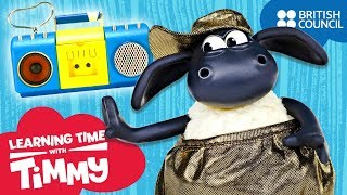 Let's Dance | Learning Time with Timmy | Learning Fun Cartoons for Kids | Full Episodes