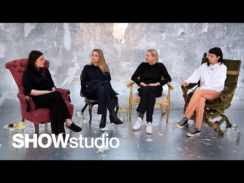 New York Womenswear - Autumn / Winter 2017 Round-up Panel Discussion