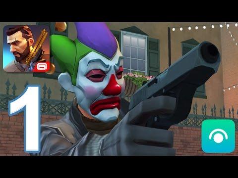 Gangstar New Orleans - Gameplay Walkthrough Part 1 - Tutorial (iOS, Android)