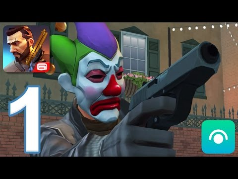 Gangstar New Orleans - Gameplay Walkthrough Part 1 - Tutorial (iOS, Android)