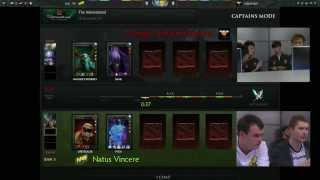 Dota 2 The International 2013 Orange vs Na'Vi LB Round 6A 2 of 3   Russian Commentary [HD]