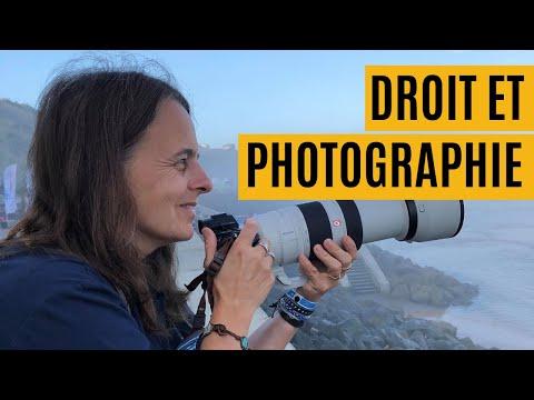 Le DROIT pour les PHOTOGRAPHES