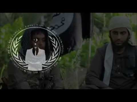 Anonymous - Operation Ice ISIS #OpIceISIS