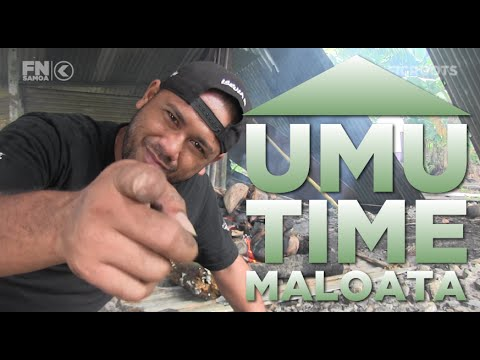 Flight Night Samoa Segment | Umu in Maloata