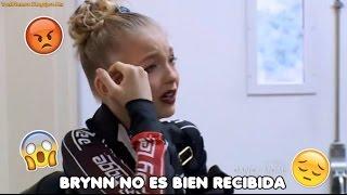 Dance Moms Latino - Byrnn recibe su chaqueta de ALDC y no es bien recibida (Temporada Episode 12)