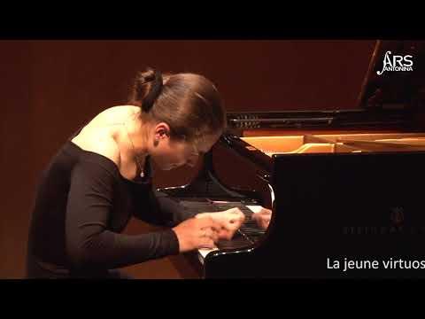 Récital de piano d'Anna Tsybuleva au Théâtre des Variétés de Monaco