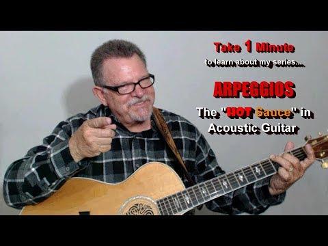 Arpeggios - The HOT SAUCE In Acoustic Guitar  [GaylerdGUITAR]