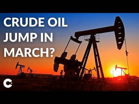 Crude Oil Forecast March 2021   More Upside on the Horizon for WTI Oil?
