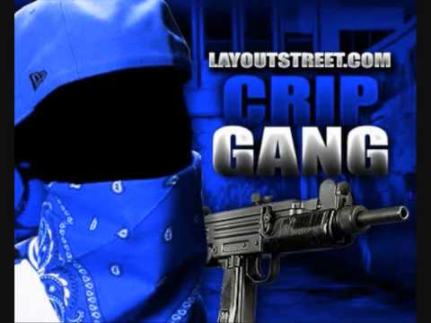 Crip Song - If u Crip throw it up  BK