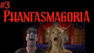 Phantasmagoria ITA PC Gameplay - Parte 3 - Il male viene liberato !!!