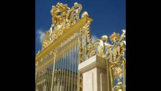 "Jean-Baptist Lully ""Roland"" Air des deux insulaires ""The Palace of Versailles"""