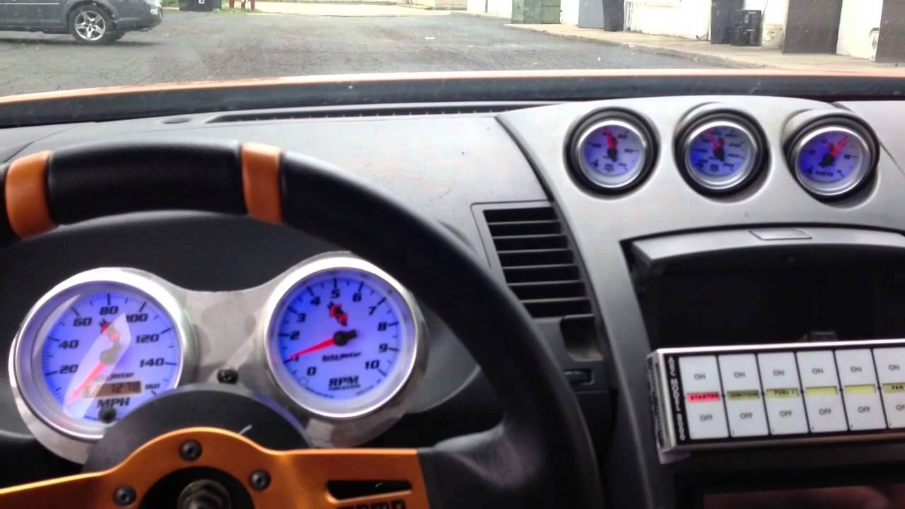 Nissan 350z with LS1 V8 swap for sale - YouTube