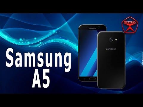 Samsung Galaxy A5 (2017) ОБЗОР / от Арстайл /