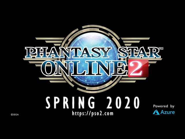 Phantasy Star Online 2 - E3 Trailer
