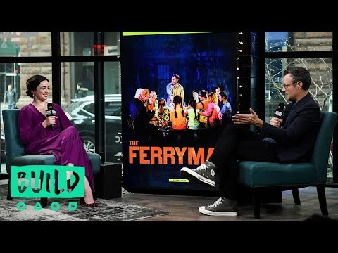 Laura Donnelly Talks Her Role In The Broadway Play, The Ferryman