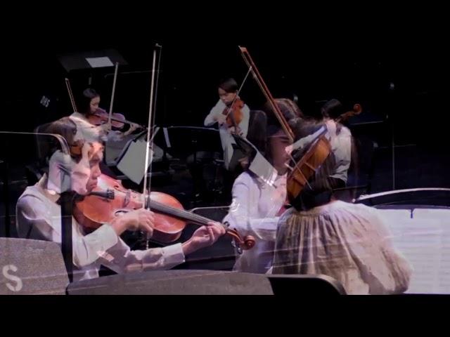 01 Holmes 7th grade quartet Finale Serenade No  9 Post Horn Mozart