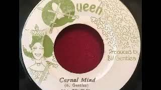 Bill Gentles - Carnal Mind /1970