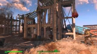 Прохождение Fallout 4 Пропавший патруль 14