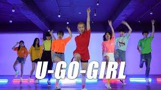 [창작안무] 이효리 - U Go Girl waacking dance choreography 대구댄스보컬학원 파이브뮤직앤댄스 왁킹