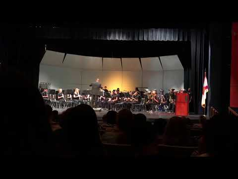 Louise R Johnson Middle School Spring Concert 5/21/18