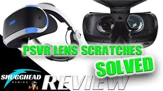 PSVR Lens Protectors Product Review: Say no to scratched lenses